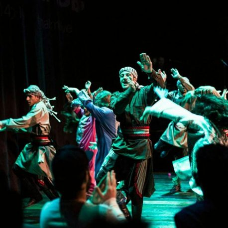 Aram Dance (IQ, SY, PS, LB, JO, SE)