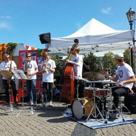 Festivalorkestern med vänner (ISL & SE)